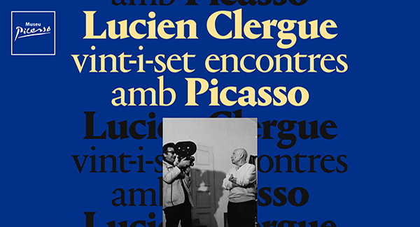 Lucien Clergue: Twenty-seven Meetings with Picasso